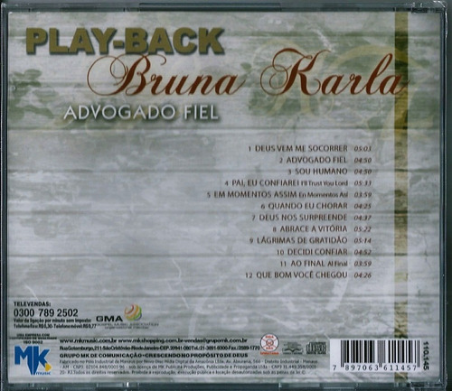 playback bruna karla advogado fiel mk lc11