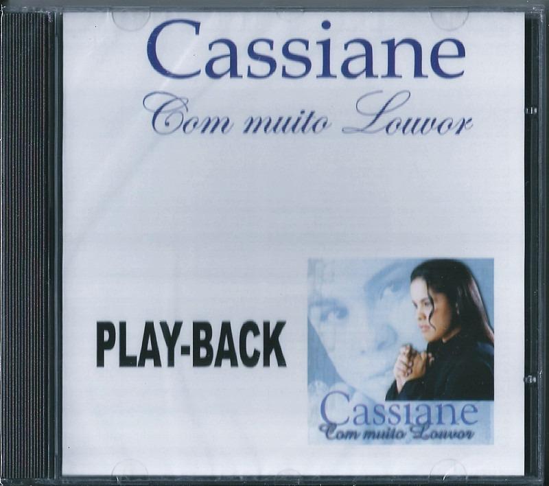 o playback da cassiane com muito louvor