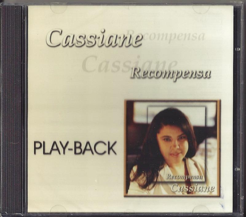cd completo cassiane recompensa playback