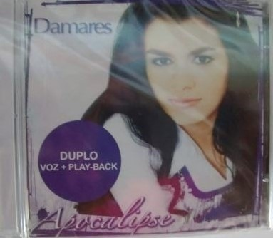 cd apocalipse da cantora damares