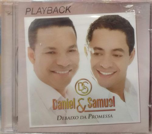 playback daniel & samuel - debaixo da promessa [original]