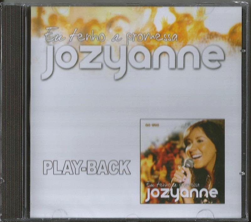 cd eu tenho a promessa jozyanne playback