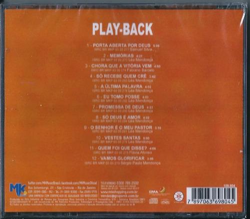 playback léa mendonça louvor profético ao vivo mk b11