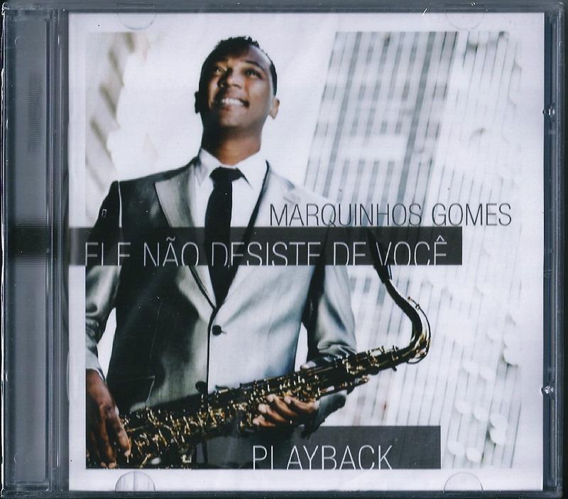cd do marquinhos gomes playback