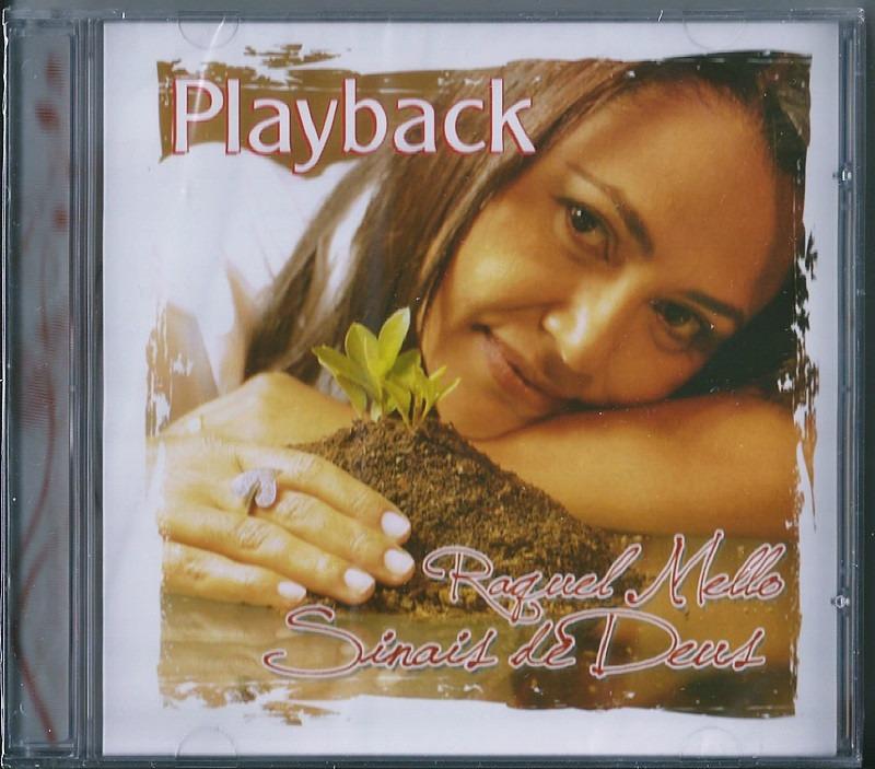 cd raquel mello sinais de deus playback