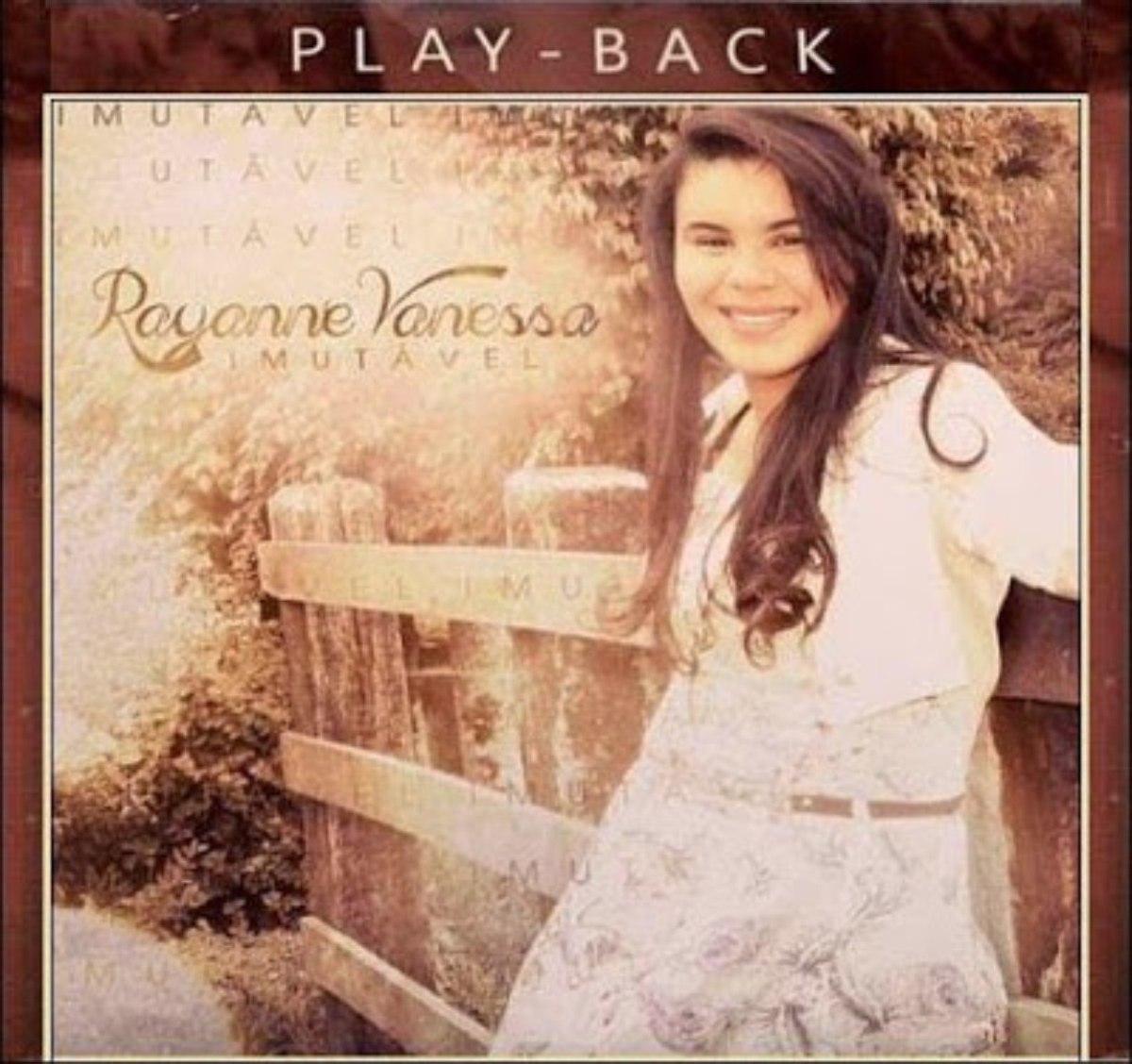 cd de rayanne vanessa uma nova pagina playback