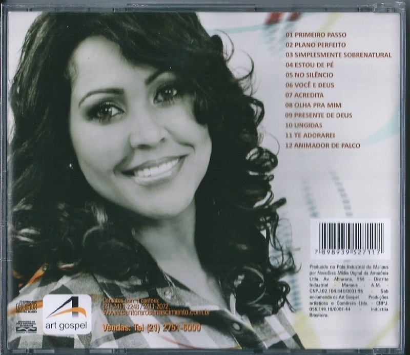 BAIXAR PLAYBACK CD SOBRENATURAL NASCIMENTO SIMPLESMENTE ROSE