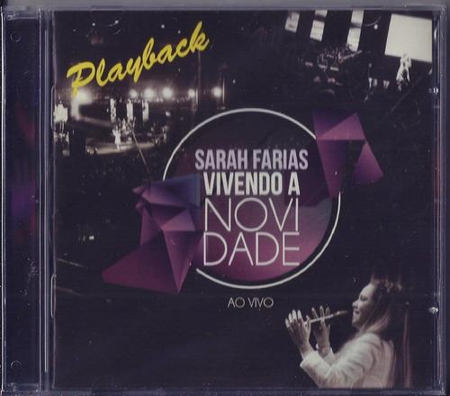 playback sarah farias vivendo a novidade .biblos