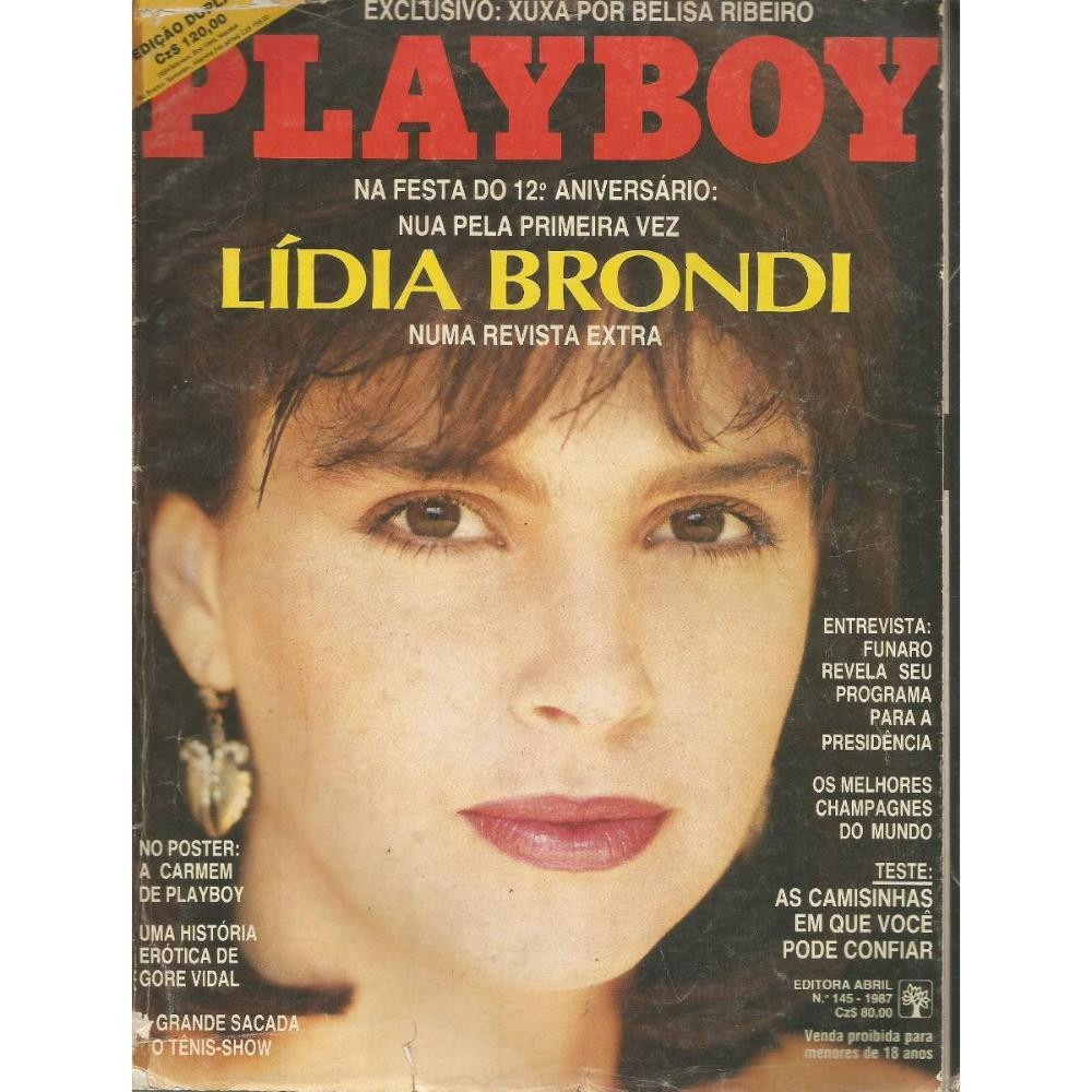 Lidia Brondi Nude Photos 89
