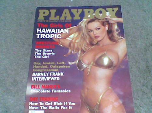 playboy americana año 1999 chicas hawaiian tropic
