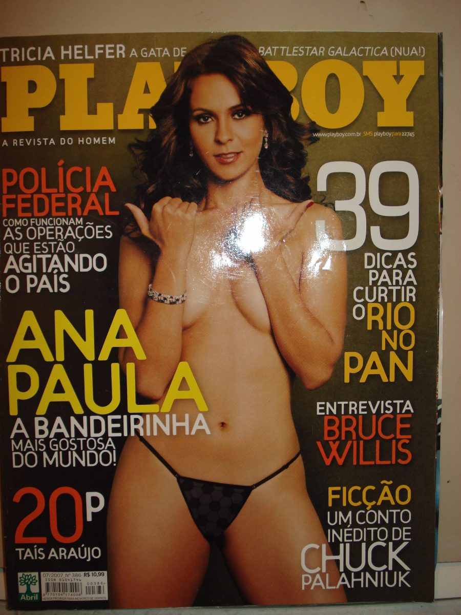100 Pictures of Ana Paula Oliveira En Play Boy