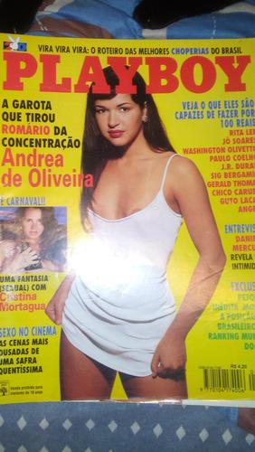 playboy andrea de oliveira - 95