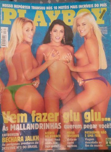 playboy as malandrinhas- 2001