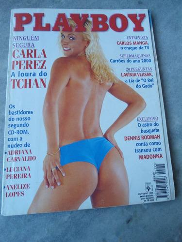 playboy carla perez - nº 255 - 10/1996