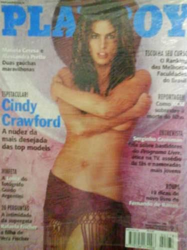 playboy - cindy crawford