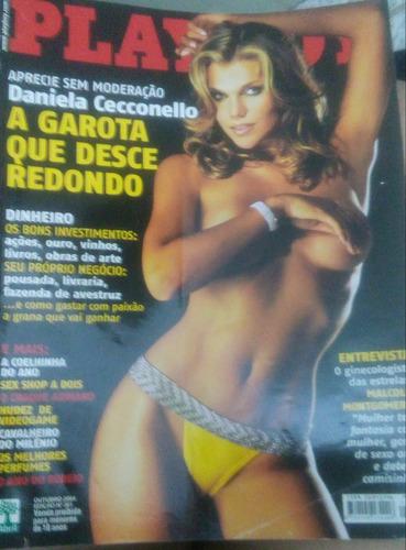 playboy daniela cecconello- 2004