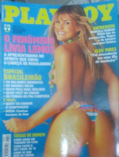 playboy livia lemos- 2004