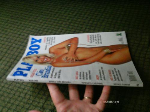 playboy n.286 maio 1999 cleo brandao