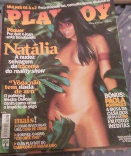 playboy natalia bbb india- 2005