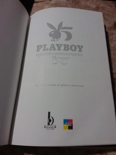 playboy quinto aniversario méxico