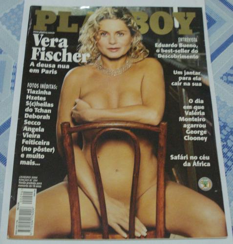 playboy vera fischer (janeiro/2000)