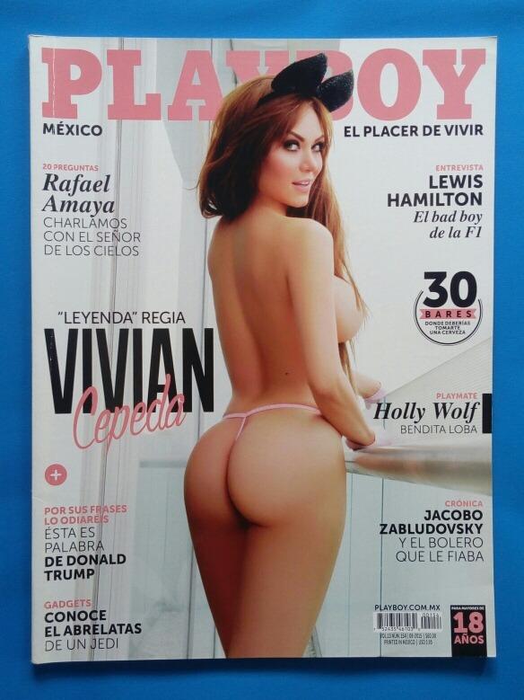 Vivian cepeda play boy