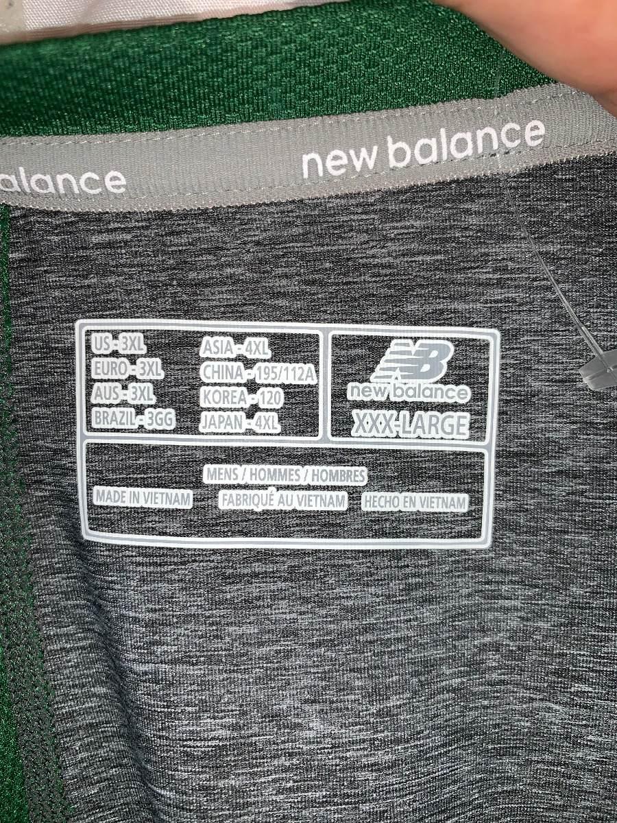 playeras new balance hombre