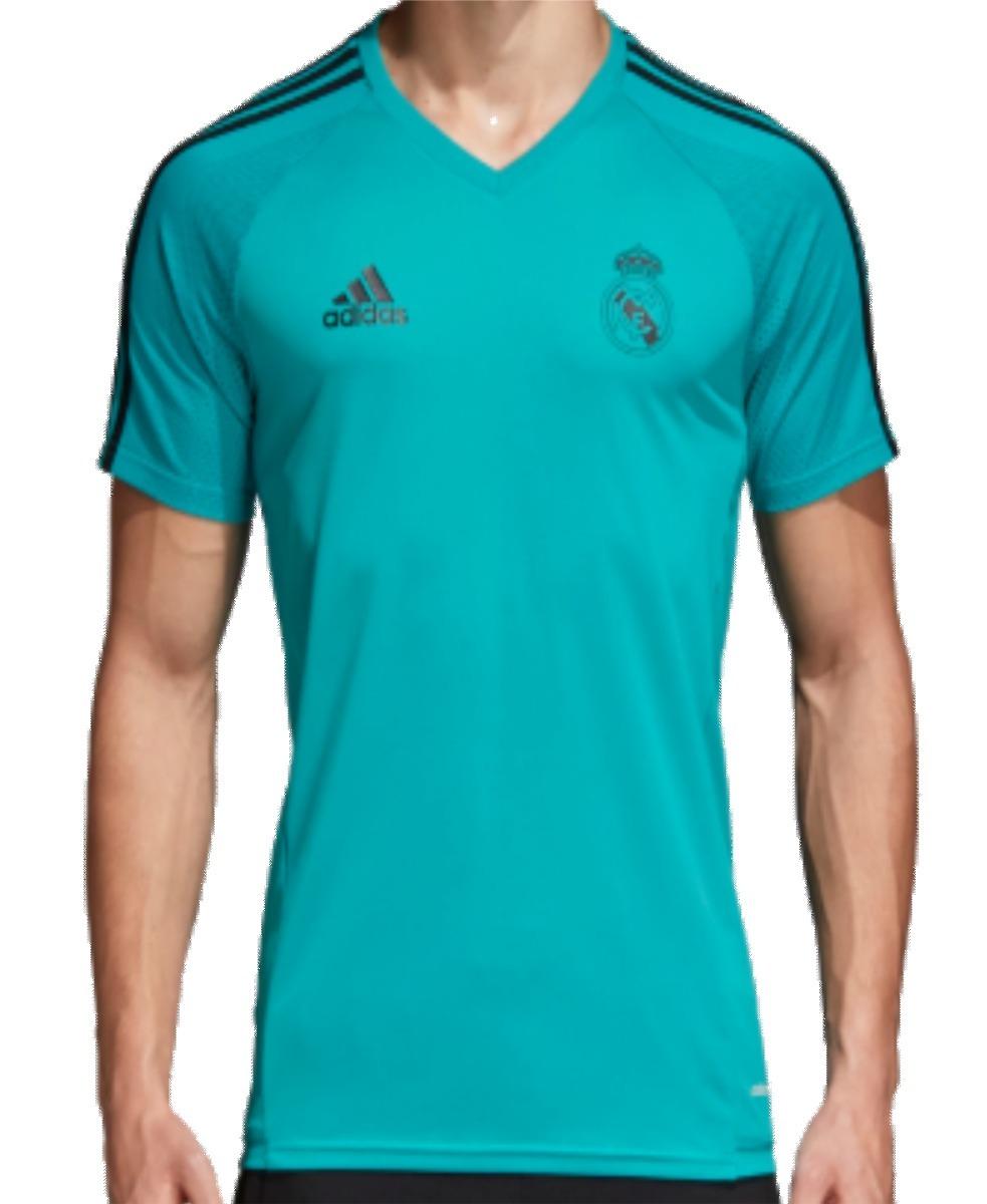 Playera adidas De Entrenamiento Real Madrid Original -   899.00 en ... 451894b8c64cf