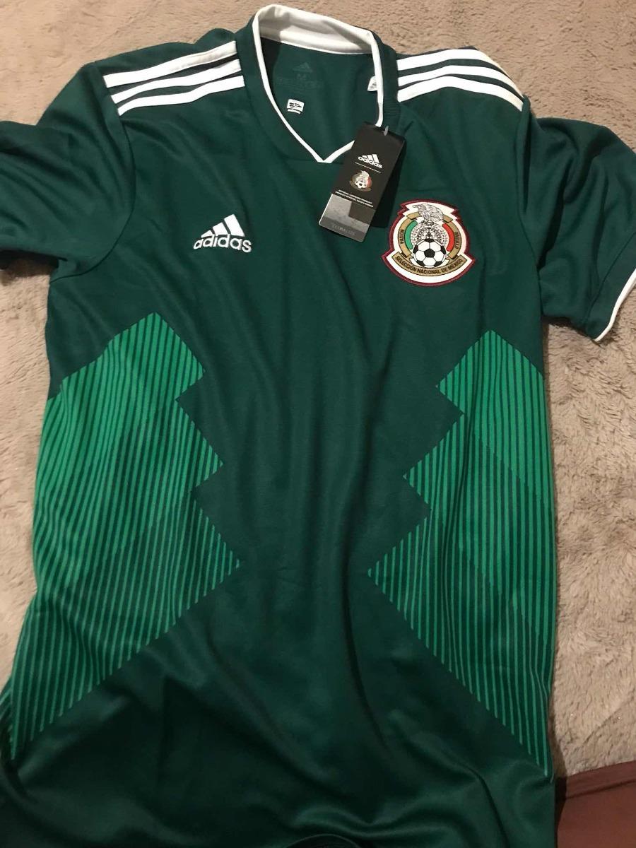 Playera adidas De La Selección Mexicana Original -   990.00 en ... da3b7cd353c13