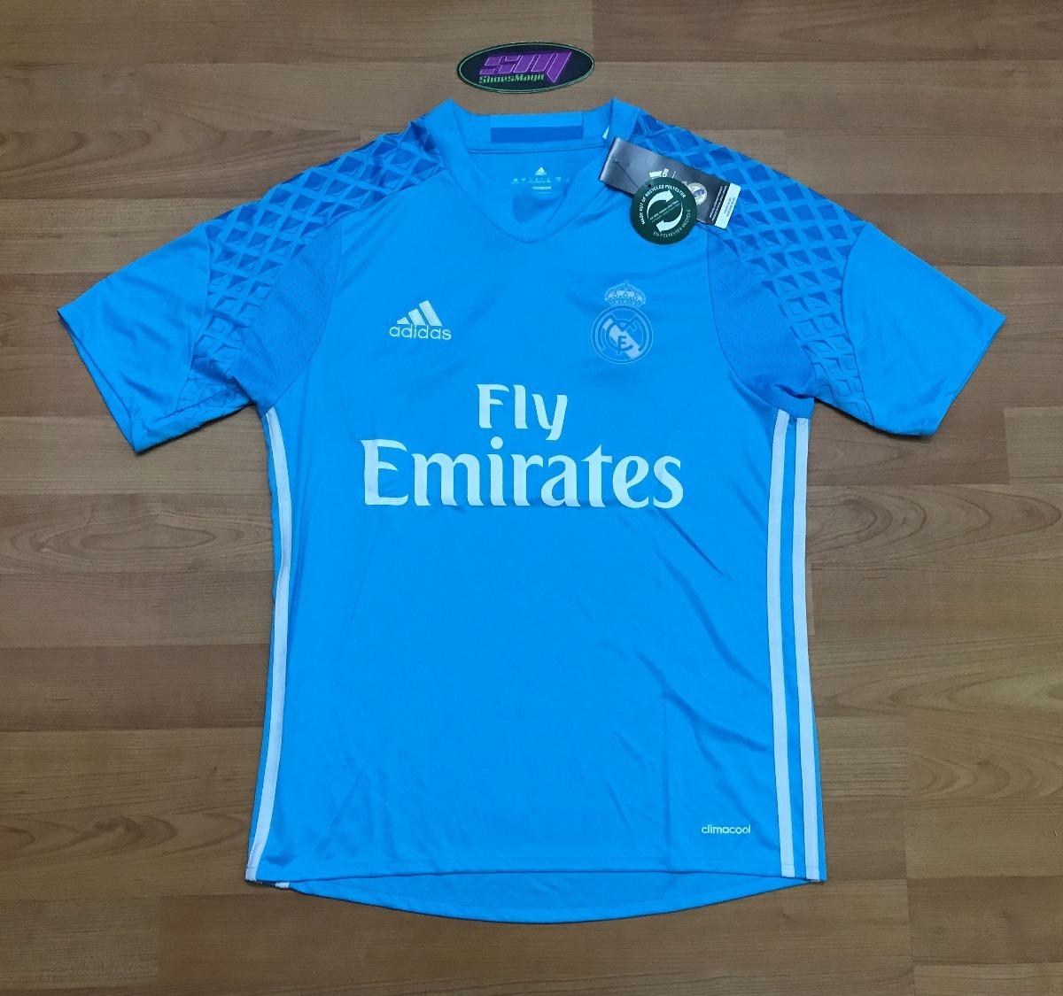 641aaf21b5d51 Playera adidas Del Real Madrid Para Niño Portero -   349.00 en ...