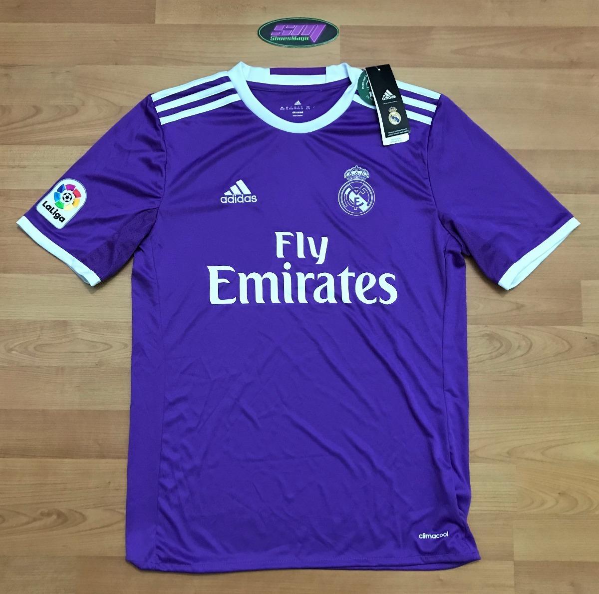4879c02fb0082 Playera adidas Del Real Madrid Para Niño Visitante -   349.00 en ...