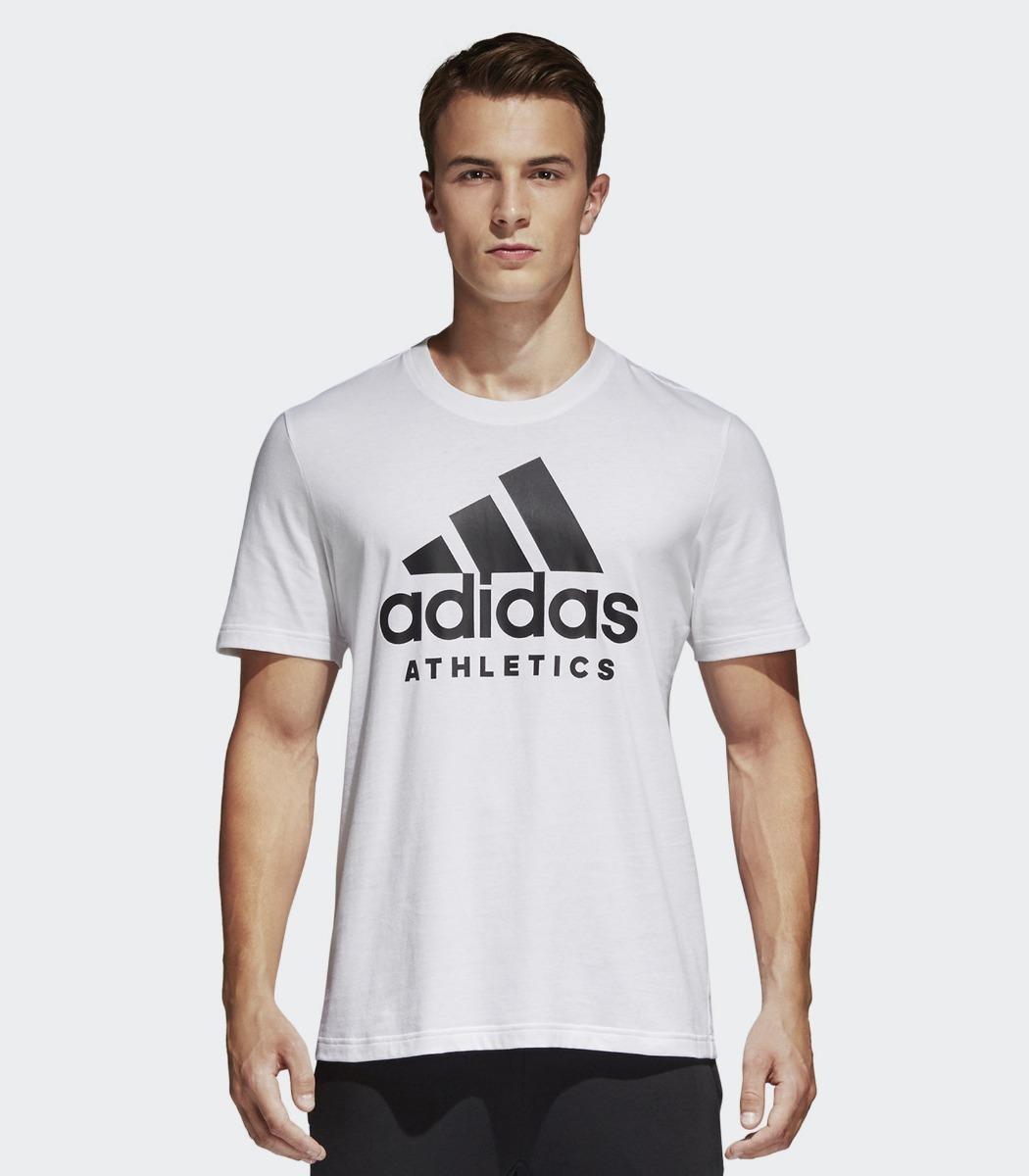 wholesale dealer 6b992 daa11 playera adidas hombre athletics sport id. Cargando zoom.