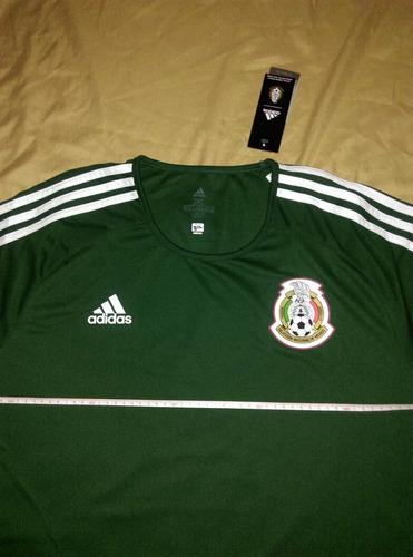 Playera adidas Original Seleccion Mexicana -   349.00 en Mercado Libre 078077b564d4a