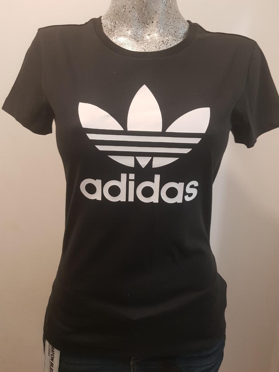 Playera adidas Para Dama Negra -   599.00 en Mercado Libre 6dc7df257d85f