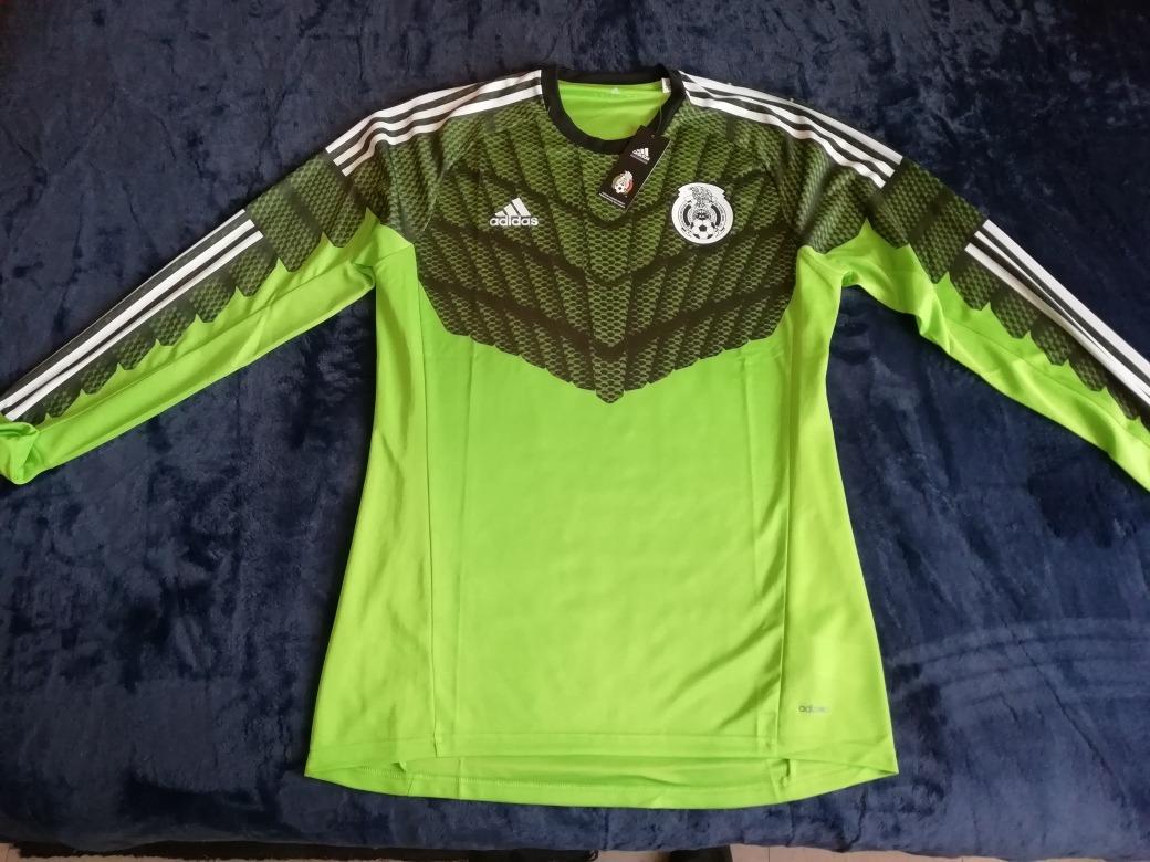 Playera adidas Selección Mexicana Original 92788728c06de