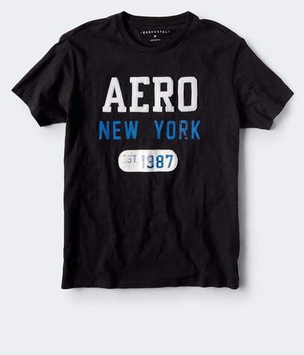 playera aeropostale original nueva talla s