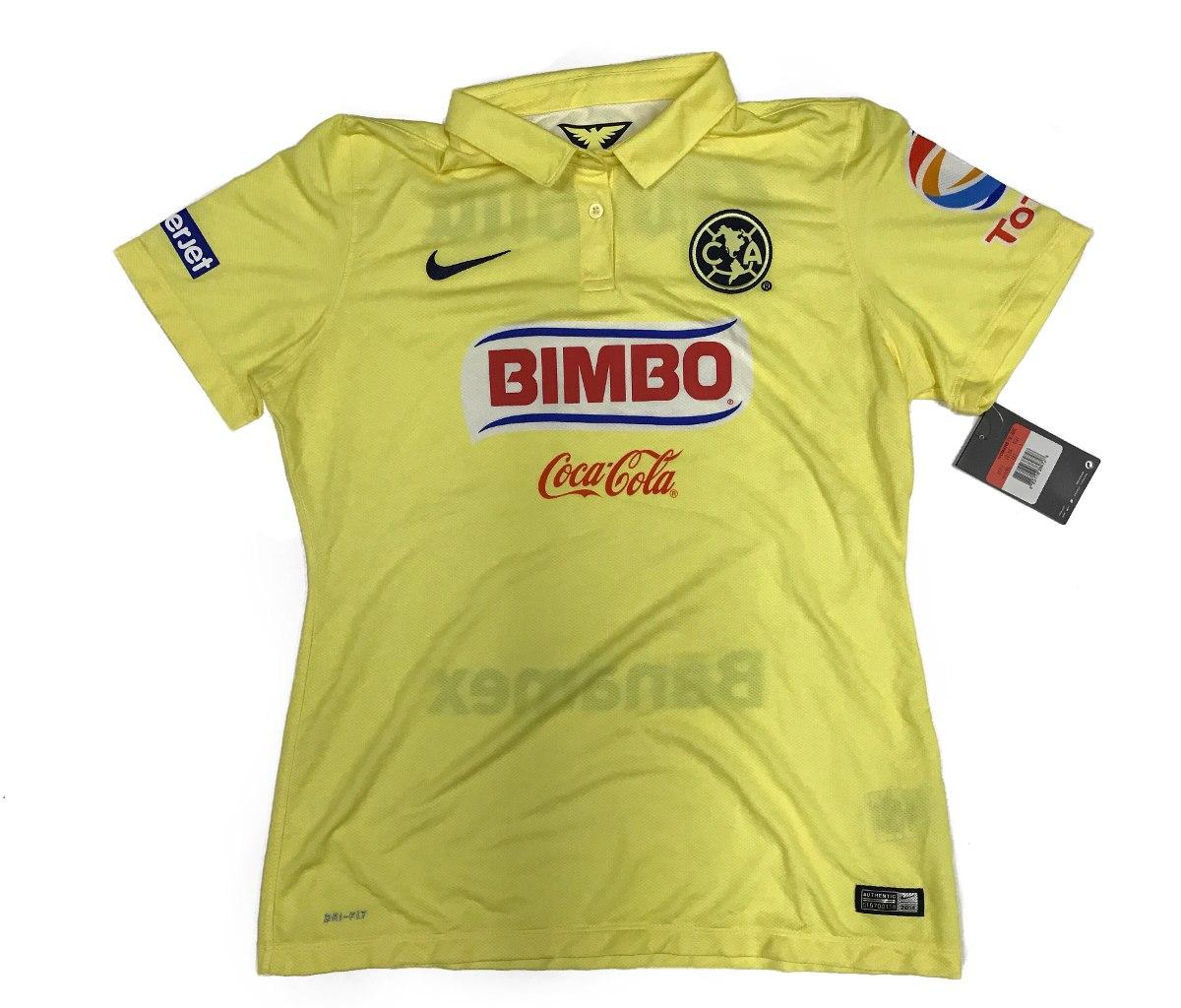 Playera America Nike Local Dama -   799.00 en Mercado Libre 9083293ab585e