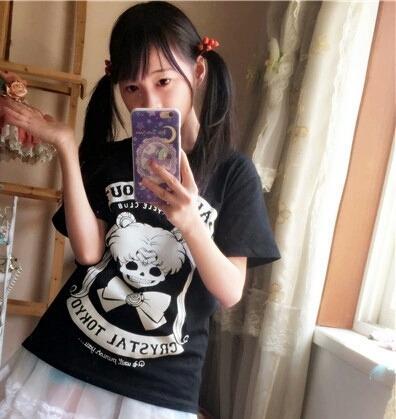 playera anime sailor moon sailor scout crystal tokyo