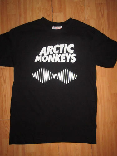 playera artic monkeys am