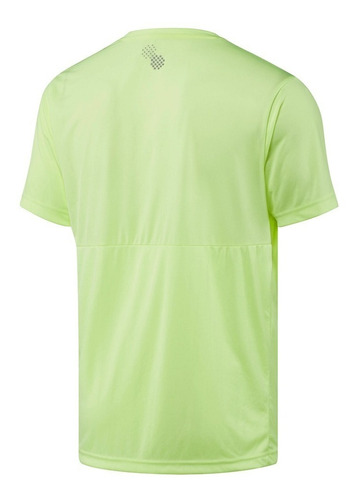playera atletica running graphic hombre reebok br4414