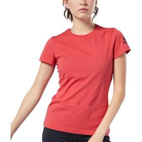 Playera Atletica Workout Ready Mujer Reebok Eh5808
