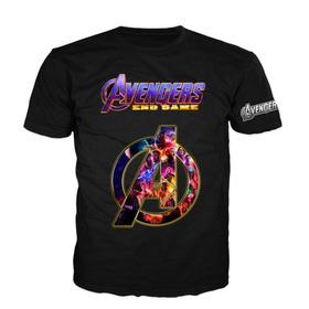 Playera Avengers End Game Modelo 2 Vengadores