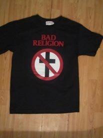 playera bad religion
