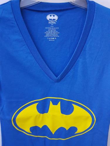 playera batman (batgirl) original dc comics importada