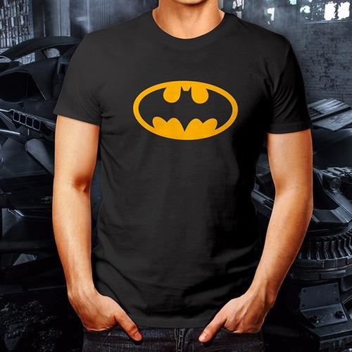 playera batman comics dc super heroes