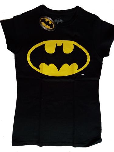 playera batman dama dc comics original  envio gratis