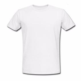 Playera Blanca Para Sublimación Dry-fit -   48.00 en Mercado Libre 3a229c03d1930