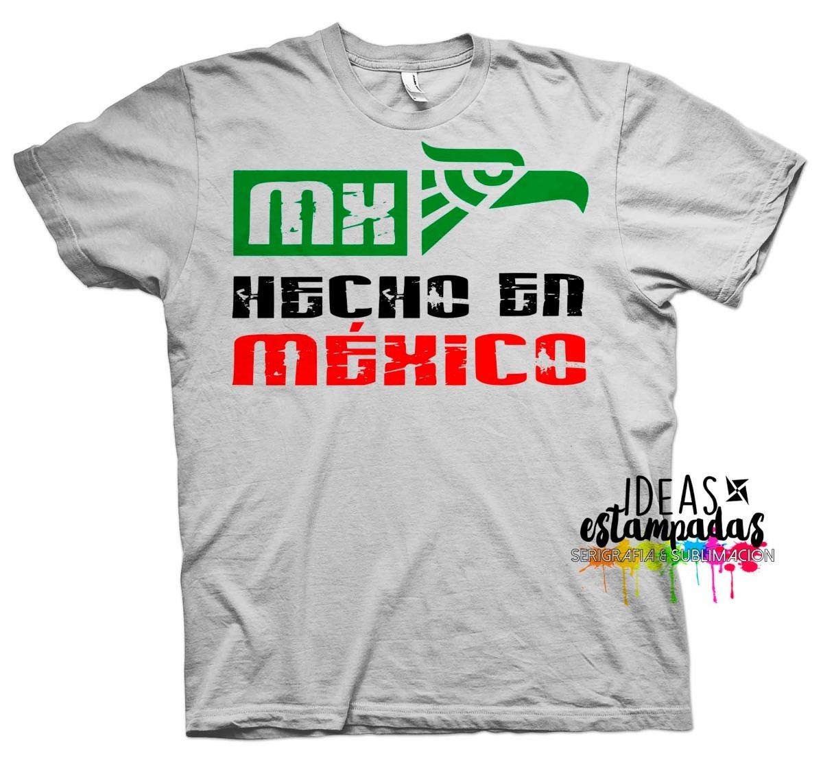 0aef1fc091e21 playera blanca sublimacion segundo imperio mexicano mexico. Cargando zoom.