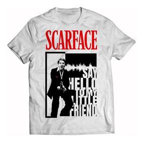 60a98eace7 Playera Dolce Gabbana Tony Montana Scarface - Playeras Corta en Mercado  Libre México
