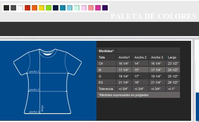 5b48f15c0f89f Playera Blanca Yazbek Serigrafia 1 Tinta 1 Lado -   45.00 en Mercado ...